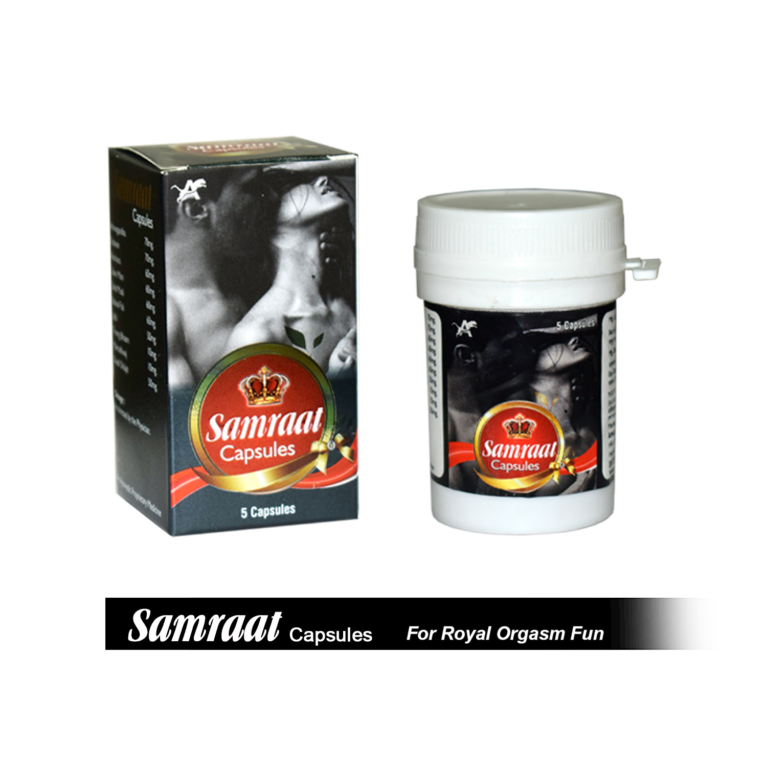 Samraat Power Capsule